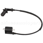 Ignition Coil with Elbow for CG 125cc-250cc ATV, Dirt Bike & Go Kart