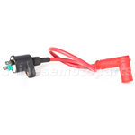 Silica Gel Ignition Coil for GY6 50cc-150cc ATV, Go Kart, Scoote