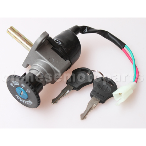 6-l  Cc Scooter Ignition Switch Wiring Diagram on pontoon boat, harley softail, cub cadet, john deere lawn tractor, riding mower, chevy truck, universal 4 wire, tractor universal,