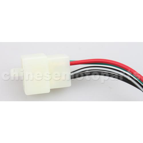 About 3 Wire Key Ignition Switch Lock Super Pocket Dirt Bike Atv Mini