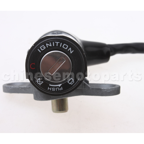jonway chinese scooter part yy150t 2 ignition key lock 150t2 jonway sport model h054 034 1. Black Bedroom Furniture Sets. Home Design Ideas