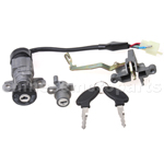 JONWAY YY50QT-5 Ignition Switch Assy for 50cc Moped