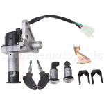 Ignition Switch Assy for 125cc-150cc Scooter