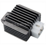 4 Pin Voltage Regulator Rectifier GY6 50cc 60cc 80cc 125cc 150cc Chinese Moped Scooter ATV