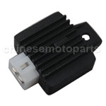 4pin Voltage Regulator Rectifier GY6 QMB139 50cc 150cc Scooter Moped ATV