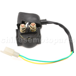 Solenoid Starter Relay for GY6 50cc 125cc 150cc Chinese ATV Dirt Bike Scooter