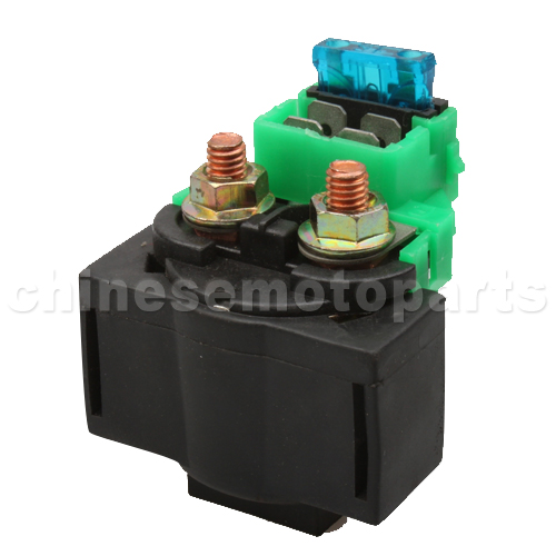 STARTER RELAY SOLENOID ROKETA MC-54 250B 250 TOURING SCOOTER BRAND NEW RELAY
