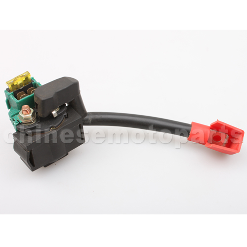relay with fuse for cf250cc atv, go kart, moped & scooter ... kandi 110 go kart wiring diagram #14