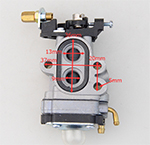 Free shipping NEW 1E36FE Engine Motor Carburetor for Weedeater Trimmer Leaf Blower Carb Parts