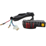 Kill Switch with start button for 50cc-250cc ATV, Dirt Bike & Go
