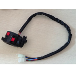 4-Function Left Switch Assembly with Choke Lever for ATV