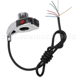 3 function Plating Signal Switch for 24V, 36V, 48V Electric Scooter