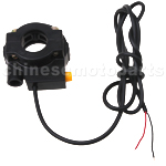 ON & OFF Switch Kill Switch for 50cc-250cc ATV, Dirt Bike, Go Kart, Pocket Bike & Scooter