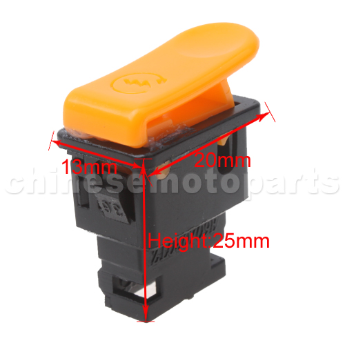 Electric Starter Button for 50cc-150cc Scooter [I060-030