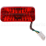 Rear Tail Lights for 50cc-150cc ATV