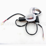 2X Chrome Motorcycle Motorbike Universal Turn Signal Light Bulb New