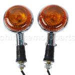 Amber Front & Rear Turning Signal Light for V-MAX