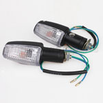 Clear Lens Turning Signal Light for HONDA CB400 HORNET CB-1 JADE