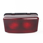 Red Rear Taillight cover for HONDA CB400 1992-1998