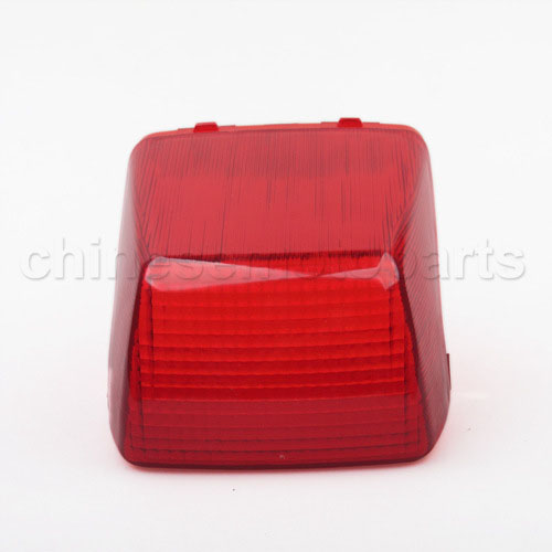 Red Rear Taillight Cover for HONDA AX-1