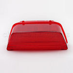 Red Rear Taillight Cover for KAWASAKI ZRX400