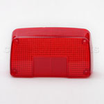 Red Rear Taillight Cover for KAWASAKI KZ1000
