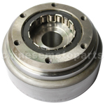 8 Magneto Rotor with Over-running Clutch for CB250cc Water-Coole