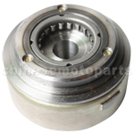18 Magneto Rotor with Over-running Clutch for CB250cc Water-Cool