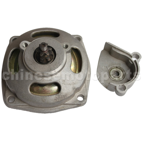 6-Teeth Transmission Gear Box for 2-stroke Pocket Bike