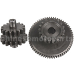 Dual Gear for CG 200cc-250cc Water-cooled / Air-cooled ATV, Dirt