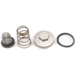 Oil Drain Screw with Filter for GY6 50cc-150cc ATV, Go Kart, Moped