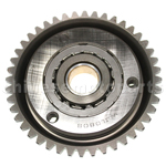 Over-Running Clutch Assembly for CB250cc Air-cooled ATV, Dirt Bi