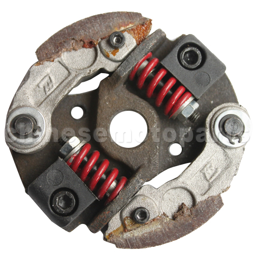 Mini Bike Clutch Installation : Performance clutch for stroke cc pocket bike mini