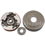 Automatic Transmission Clutch Assy for 50cc-125cc ATV, Dirt Bike