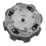 17-Tooth Explosion-proof Clutch with End Cap for 50cc-125cc ATV,