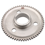 Over-running Clutch Gear for GY6 125cc-150cc ATV, Go Kart, Moped