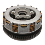 Clutch for CG200cc Air-cooled ATV, Dirt Bike & Go Kart