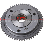 57 Teeth Over-running Clutch CG 125cc-250cc ATV, Go Kart & Scoot