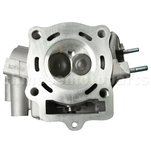 Cylinder Head For Cylinder Piaggio Liquid Cooled: Cylinder Head Assembly For CB250cc Water-Cooled ATV, Dirt