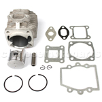 Mini Pocket Rocket Parts 49cc 44mm Cylinder Rebuild Kit Mini Quad