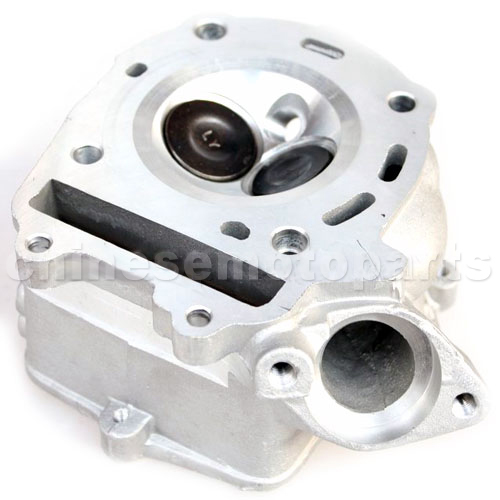 Cylinder Head For Cylinder Piaggio Liquid Cooled: Cylinder Head Assemby For CF250cc Water-cooled ATV, Go