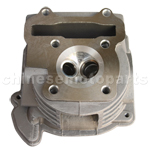 Cylinder Head for GY6 80cc Moped