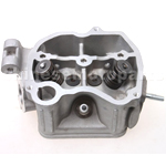 Cylinder Head Assembly for CG250cc Water-cooled ATV, Dirt Bike &