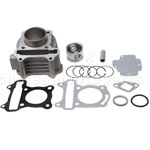 Cylinder Body Assembly for GY6 150cc ATV, Go Kart, Moped & Scoot