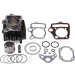 Cylinder Body Assembly for 50cc ATV, Dirt Bike & Go Kart