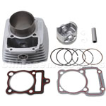 Cylinder Body Assembly for CG200cc Air-cooled ATV, Dirt Bike & Go kart