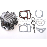 Cylinder Head Assembly for 125cc ATV, Dirt Bike & Go Kart