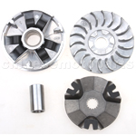 Driving Wheel Assembly for 2-stroke 50cc Moped & Scooter