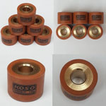 KOSO Variator Roller Weight 9g 18x14mm BAOTAIN GY6 125cc 150cc 152QMI 157QMJ