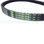 GATES POWERLINK ® 906-22.5-30 CVT DRIVE BELT 250cc Chinese Moped scooter Go-kart